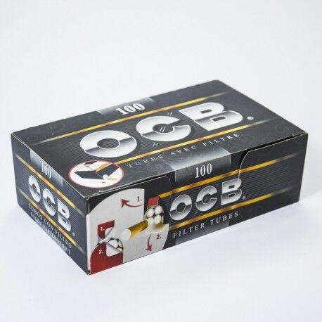 Ocb Boite 100 tubes Ocb