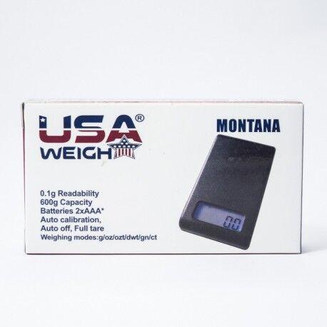Usa weigh Balance USA Weigh digitale 0,10/600 gr