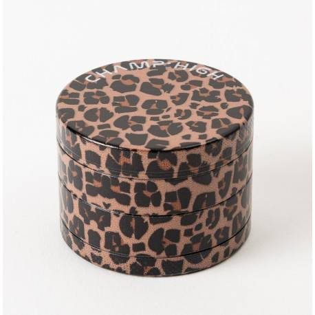 Grinder léopard 4 parties