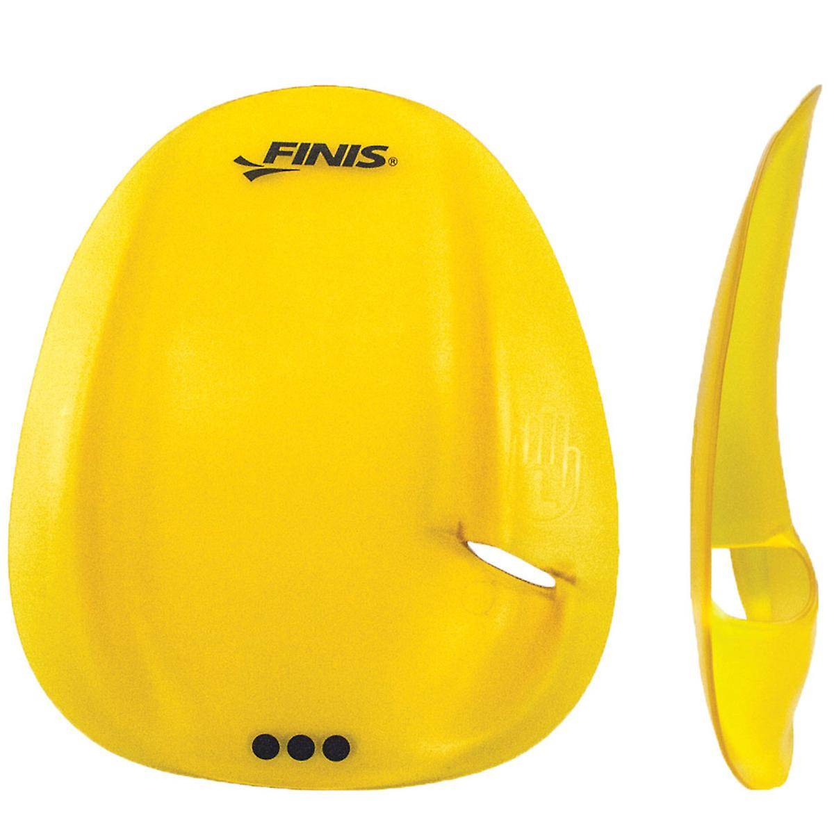FINIS Strapless Agility Hand Paddles - Jaune L