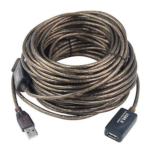 TRIXES 20m Long pour atteindre USB répéteur actif Extension câble U...