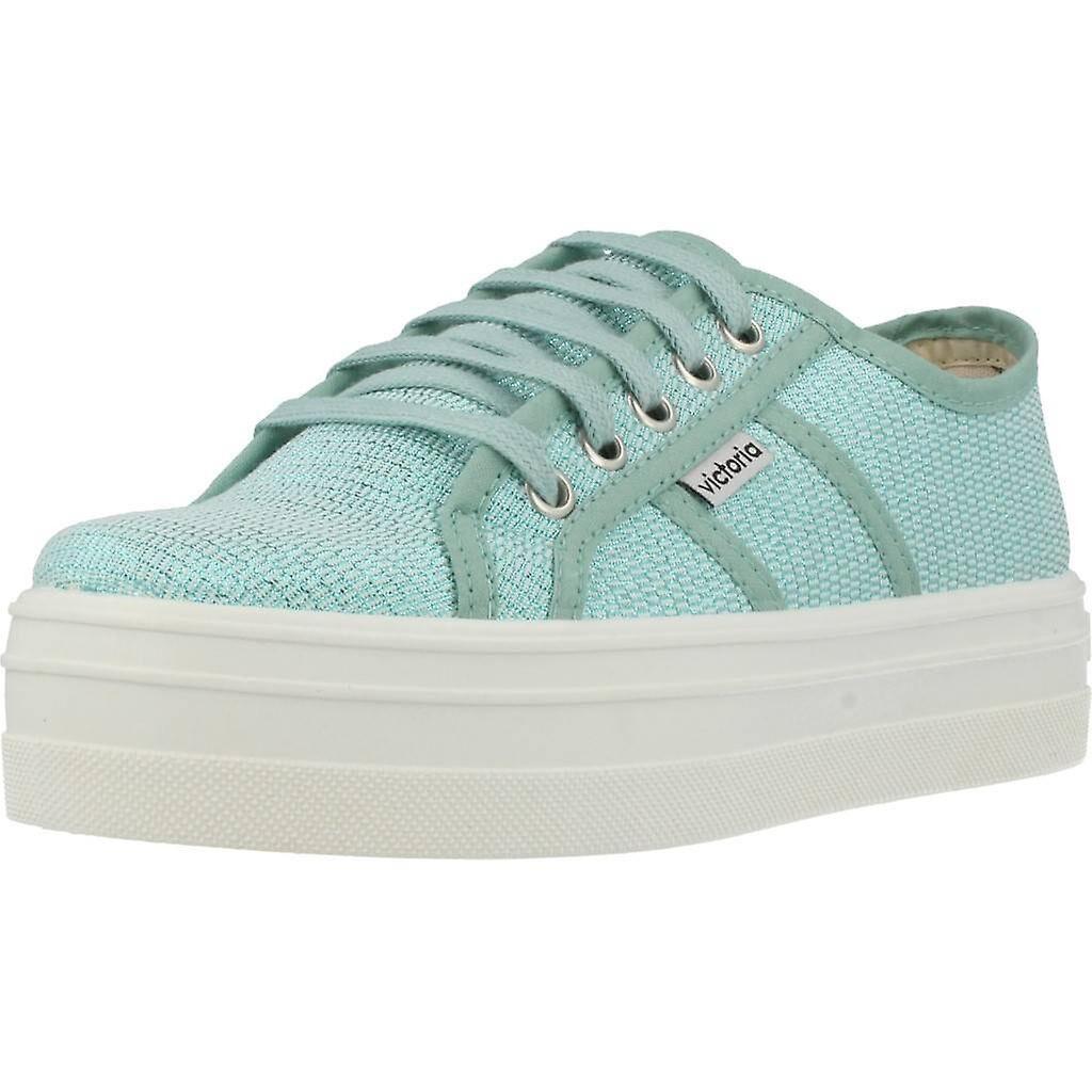Victoria Sneakers 109272 Couleur Pomme Vert EU 40