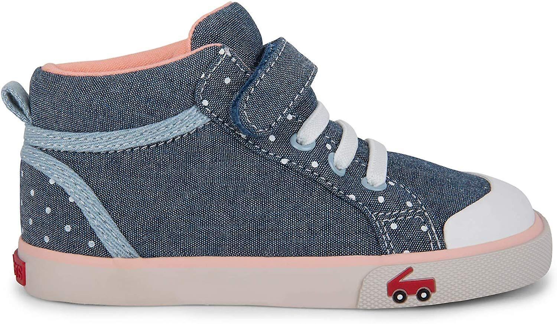See Kai Run Voir Kai Run Kids' Peyton Sneaker 9.5 Little Kid US /