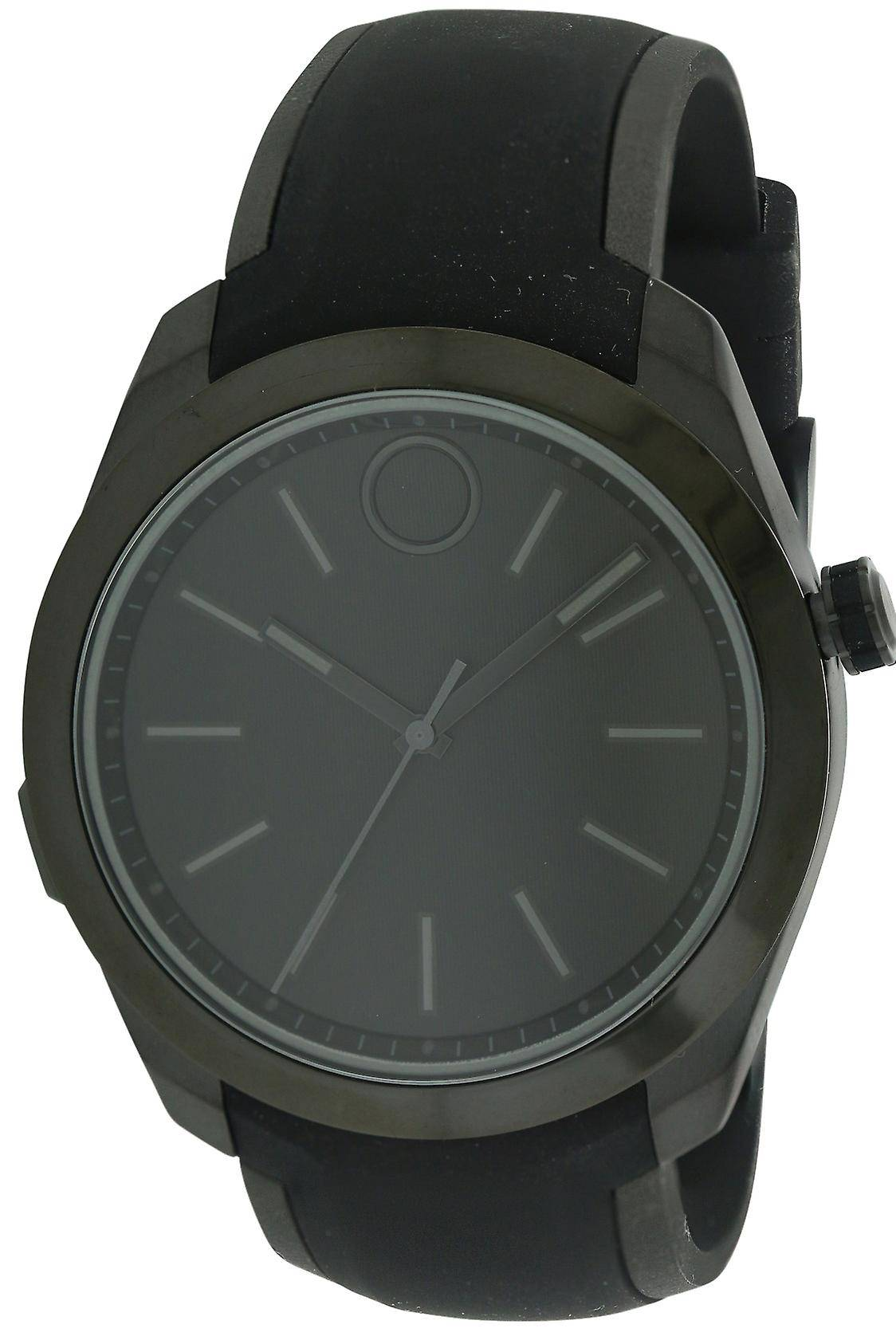 Movado Bold noir inox Smartwatch Mens Watch 3660002