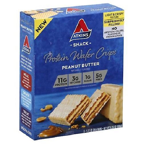Atkins Snack Protein Wafer croquants au beurre d'arachides