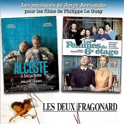 PID Arriagada*Jorge - Les Musiques De Jorge Arriagada Pour Les Films De [CD] Usa import