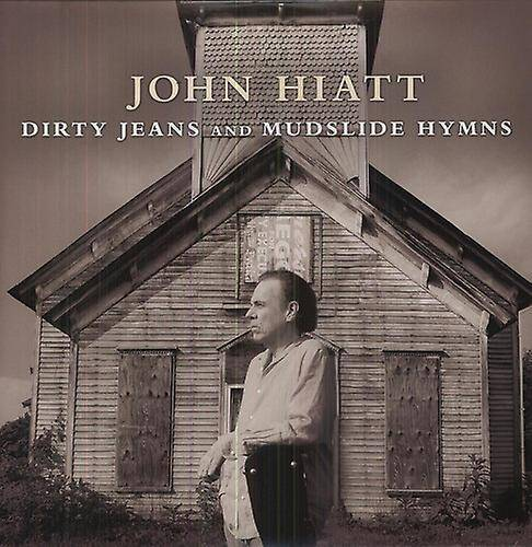 NEW WEST/ADA John Hiatt - importation USA Dirty Jeans & Mudslide hymnes [Vinyl]