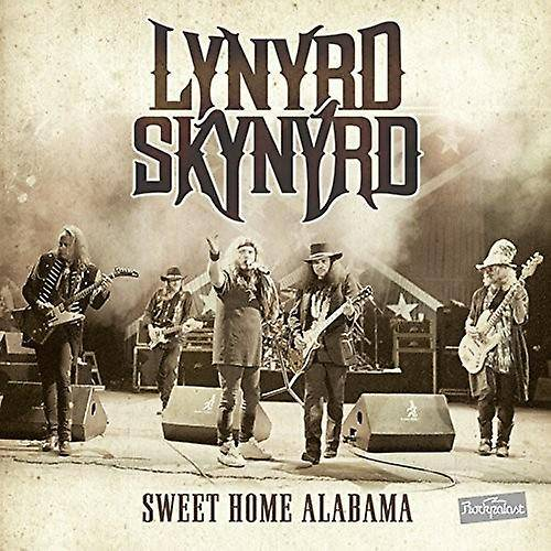 EAGLE ROCK Lynyrd Skynyrd - Sweet Home Alabama Live at Rockpalast [Vinyl] USA import