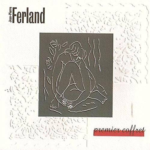 PID Jean-Pierre Ferland - importation USA Premier Coffret [CD]