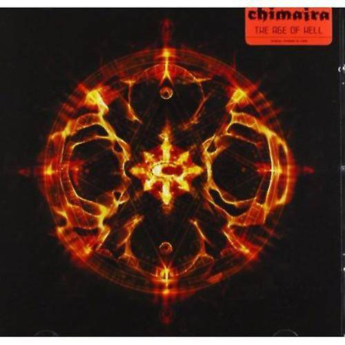 PID Chimaira - âge de l'enfer [CD] USA import