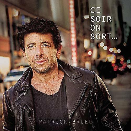 PID Patrick Bruel - CE Soir on Sort [CD] USA import