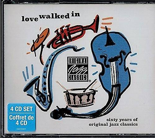 PID Love Walked in: 60 Years of Original Jazz Classics - Love Walked in: 60 Years of Original Jazz Classics [CD] USA import