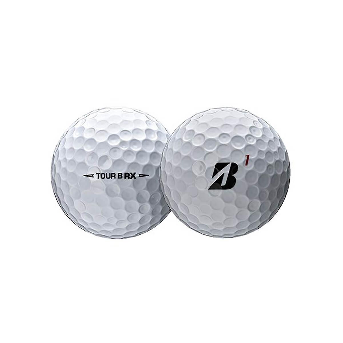 Bridgestone Unisex 2020 Bridgestone 2020 Tour B RX Golf Balls Blanc 1 Dozen