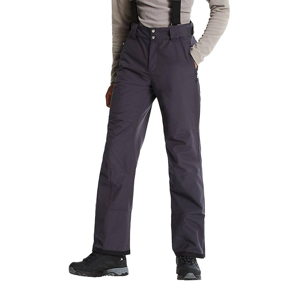 Dare 2b Homme Achieve Insulated Waterproof Ski Trousers Noir XXLR- Waist 40