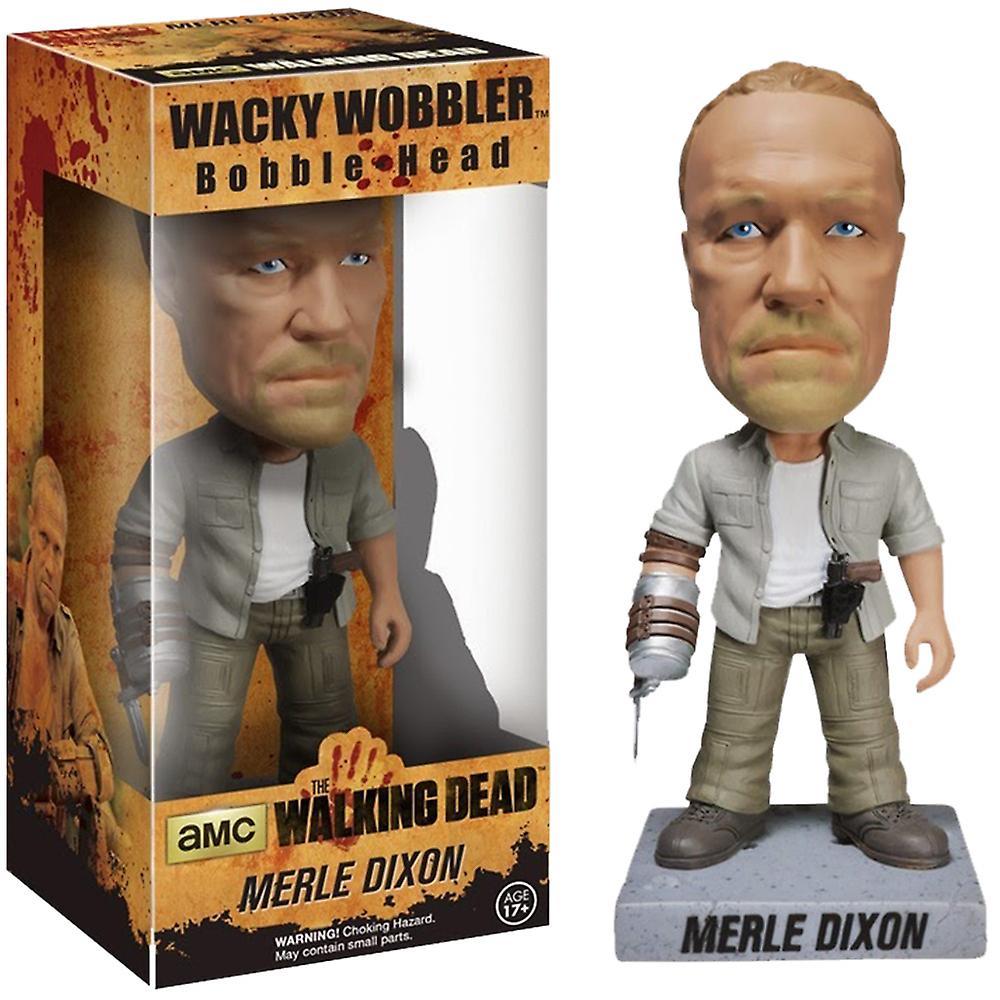 The Walking Dead Merle Dixon Wacky Wocker