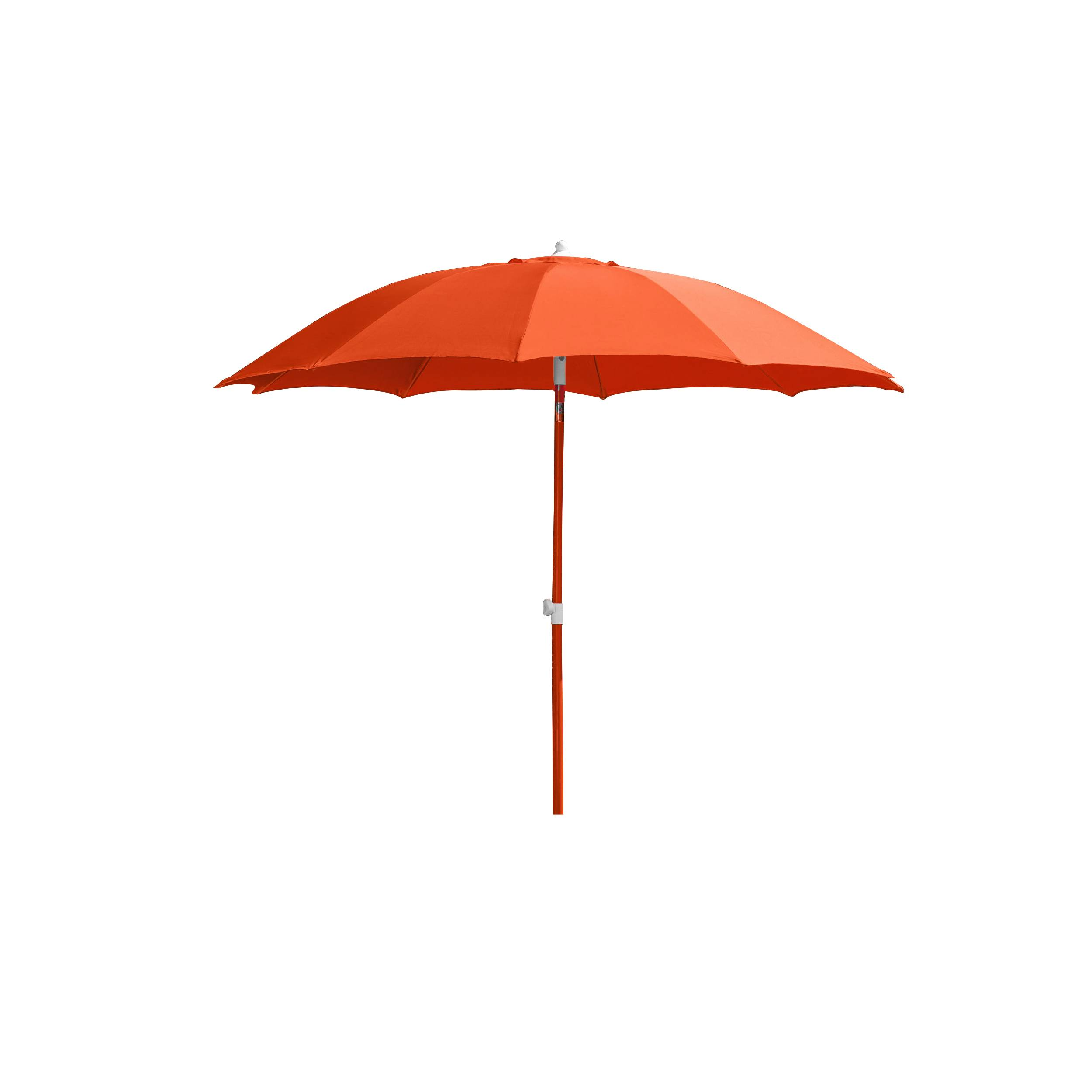 Rendez vous déco Parasol Calabria orange