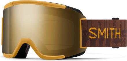 Smith Optics Smith Squad Masque de ski (Amber Textile/Sun Black Gold)