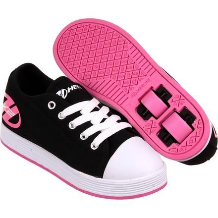 Heelys Chaussures à Roulettes Heelys Fresh X2 Noir/Rose
