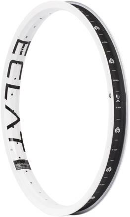 Eclat Jante BMX Eclat Bondi Straight Wall (Blanc)