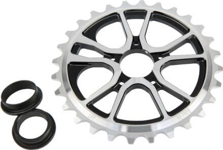 Eclat Couronne BMX Eclat Rs Freestyle (Argent - 25T)