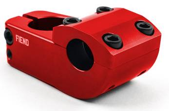 Fiend Morrow V2 Potence Top Load BMX (Rouge)