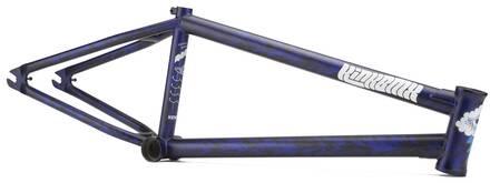 Kink Cadre BMX Freestyle Kink Cloud (Matte Storm Blue)