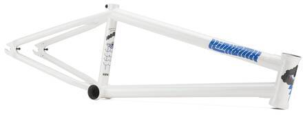 Kink Cadre BMX Freestyle Kink Cloud (Gloss Electric White)