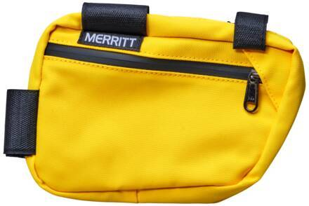 Merritt Corner Pocket Cadre Sac (Jaune)