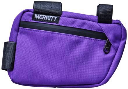 Merritt Corner Pocket Cadre Sac (Violet)