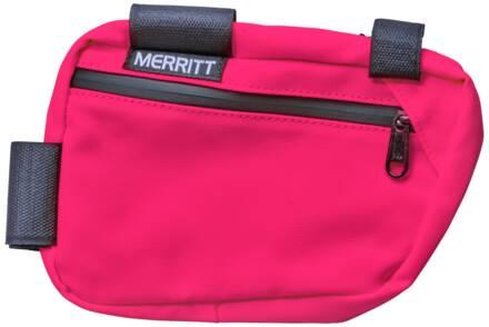 Merritt Corner Pocket Cadre Sac (Rose)