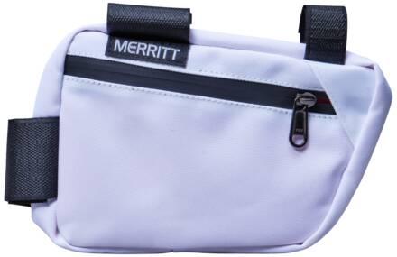 Merritt Corner Pocket Cadre Sac (Blanc)