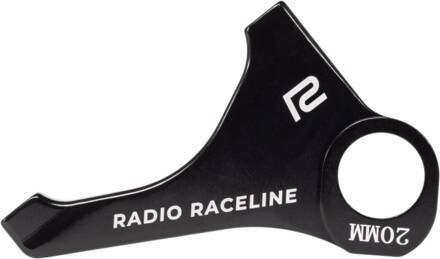 Radio Bike Co Radio Helium/Quartz 2020 BMX Race Disc Frein Mount (20mm)