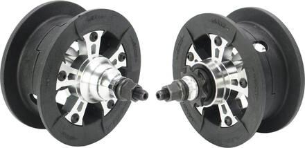 Wildcat Complet Turbo Mini BMX Kit de roues (Noir)