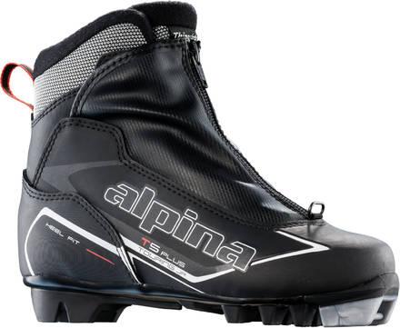 Alpina Chaussure Ski De Fond Alpina T5 Plus Junior (Noir)