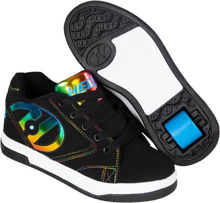 Heelys Chaussures à Roulettes Heelys Propel 2.0 Noir/Rainbow