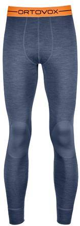 Ortovox 185 Rock'N'Wool Pantalon long pour homme (Night Blue Blend)