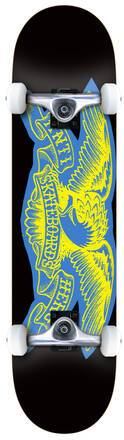 Antihero Skateboard Complet Antihero Team Copier Eagle (Noir/Bleu/Jaune)