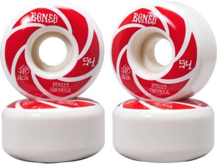 Bones Roues Skate Bones STF V1 Standard Pack de 4 (54mm - Patterns 103a)
