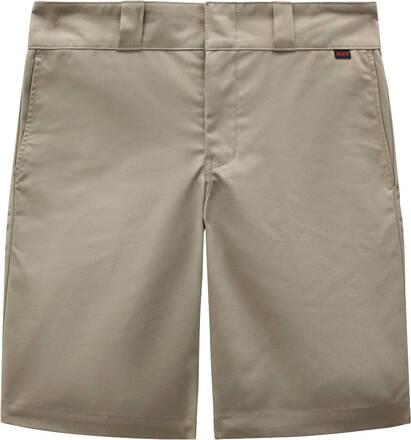 Dickies Slim Straight Flex Work Shorts (Khaki)