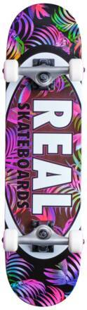 Real Skateboard Complet Real Team Edition Oval (Tropic)