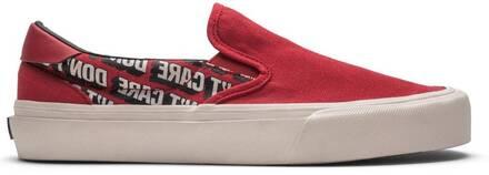 Straye Chaussures Skate Straye Ventura Canvas Slip-Sur (Dont' Care)