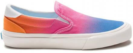Straye Chaussures Skate Straye Ventura Canvas Slip-Sur (Faded)