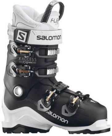 Salomon Chaussure De Ski Femme Salomon X Access 70 Wide (Blanc)