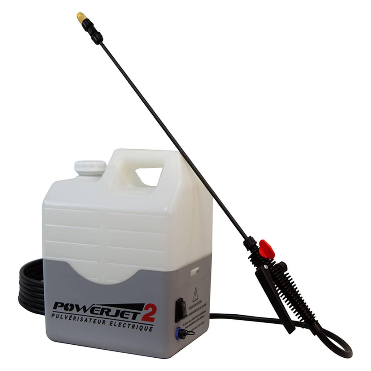 Multirex Pulvérisateur électrique PowerJet 2