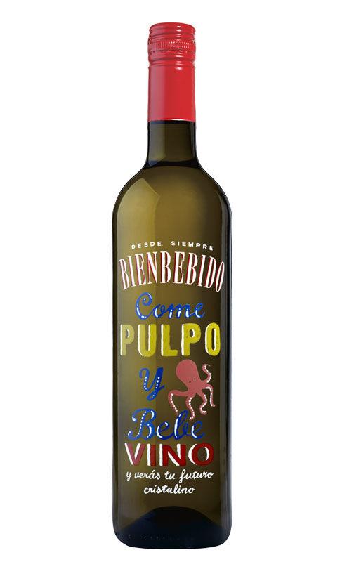 Democratic wines Bienbebido come pulpo 2018
