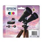epson  Epson 502XL C13T02W54010 Pack 4 Cartouches Noir et couleurs (Jumelles)... par LeGuide.com Publicité