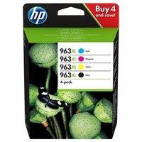 HP Cartouche d'encre HP 963XL noire et couleurs 3YP35AE