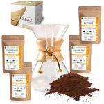 chemex  Chemex Pack cafés d'Afrique + Chemex 8 T + 100 filtres Pack... par LeGuide.com Publicité
