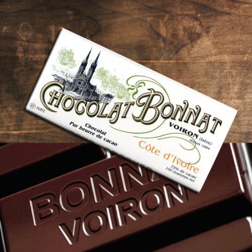 Bonnat Chocolat Côte d'Ivoire   BONNAT