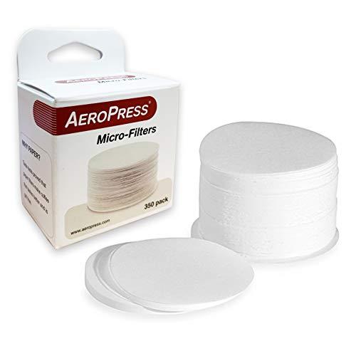 Aeropress Filtres x350 pour Aeropress